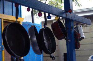 Pans and pots