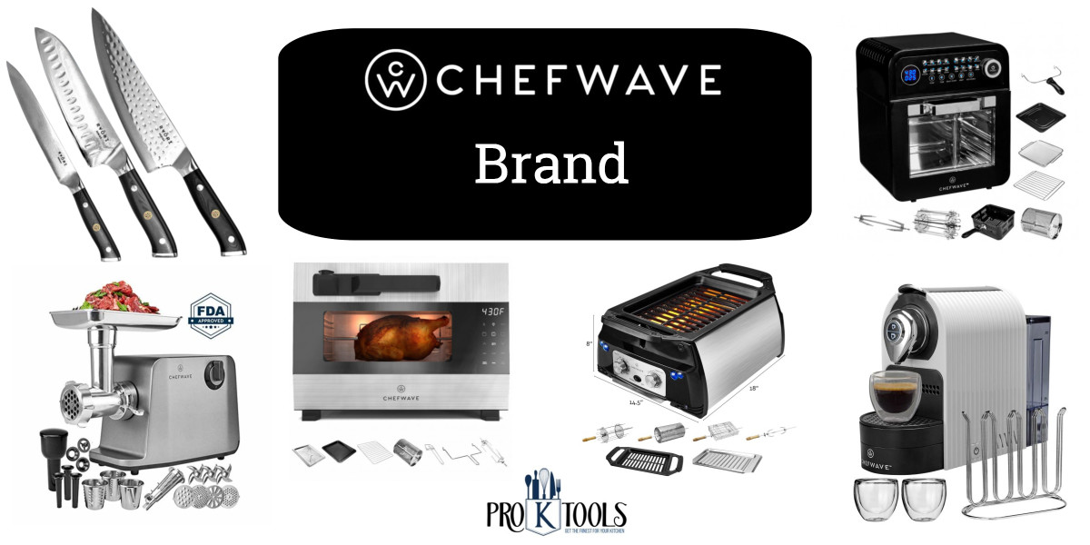 The Top ChefWave Brand Products
