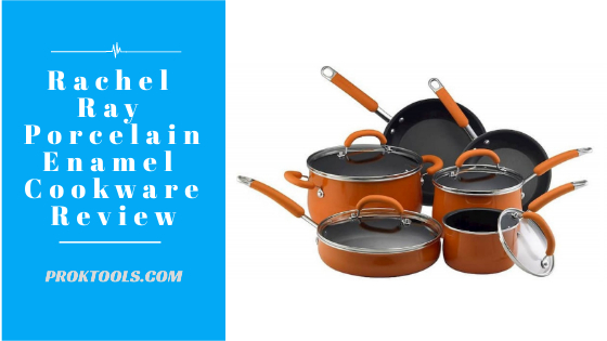 Rachel Ray Porcelain Enamel Cookware Review